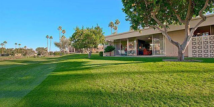 Seven Lakes Country Club Complex Palm Springs Real