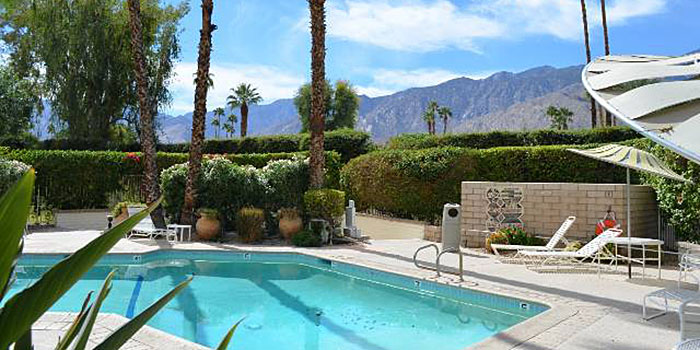 Sunrise East Complex Palm Springs Real Estate Condos