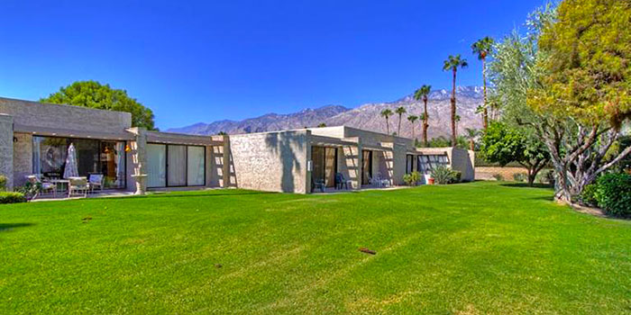 Sunrise Oasis Complex Palm Springs Real Estate For