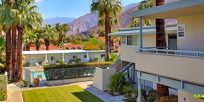 Villa Hermosa Las Palmas Palm Springs Condos Apartments For