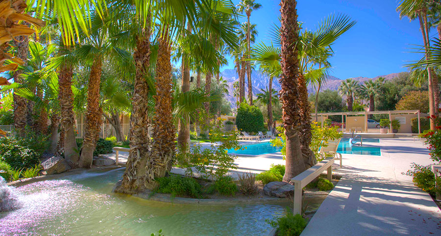 Racquet Club Garden Villas, Palm Springs Newest Historical Community