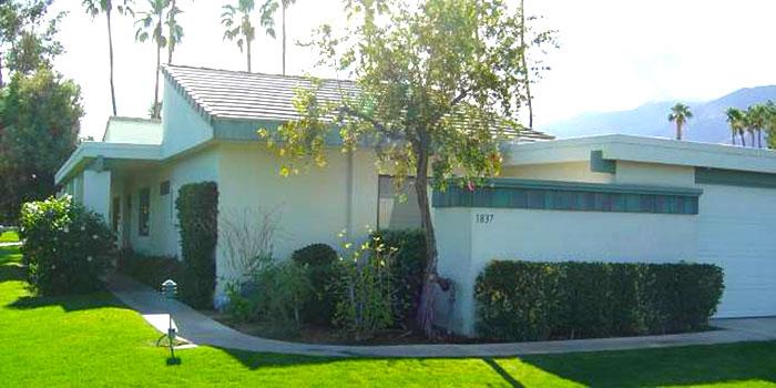Palm Springs Villas  Hoa