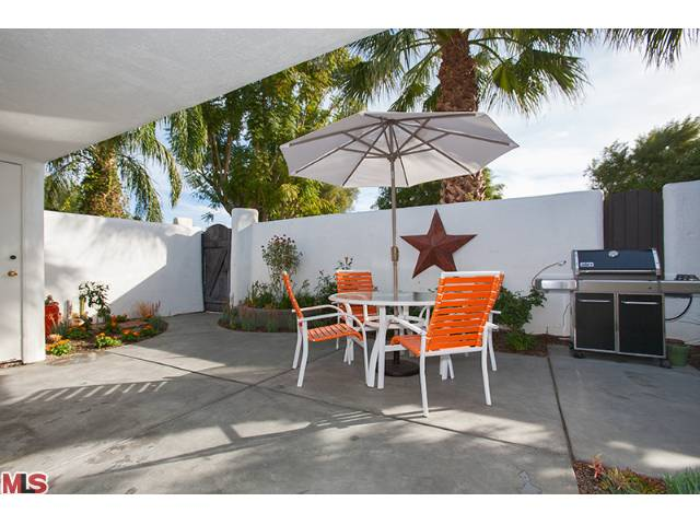 Central Palm Springs Greenhouse Condominiums for sale