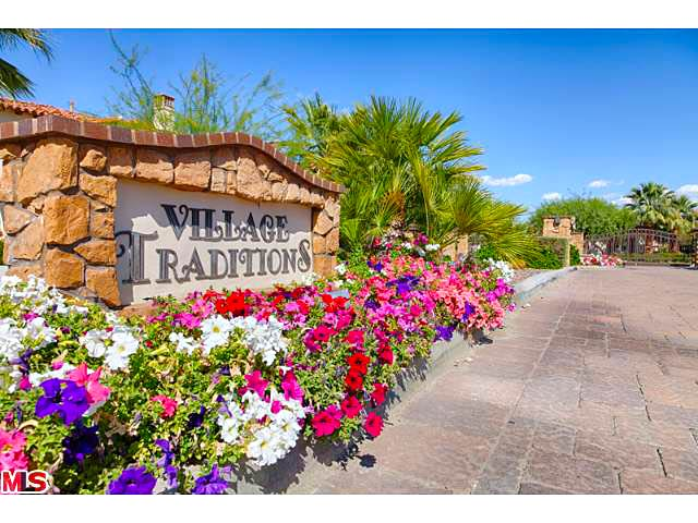 Village Traditions, Palm Springs newest Luxury Spanish Style Condos for sale
