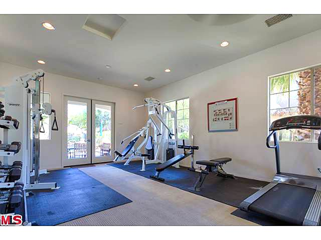 Palm Springs Luxury Spanish Style Condos with a gym