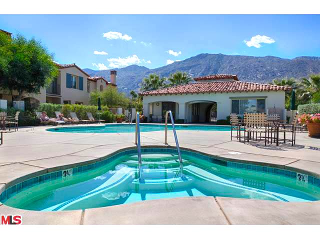 Palm Springs Luxury Spanish Style Condos with fantastic pool and spa