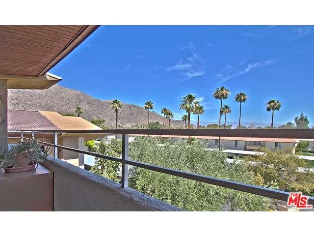 Palm Springs 1 Bedroom Condo With Amazing Views
