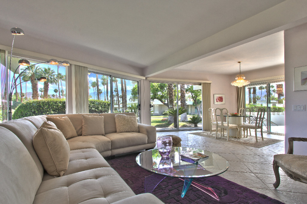 Firebird estates condo with panoramic views from living rooms