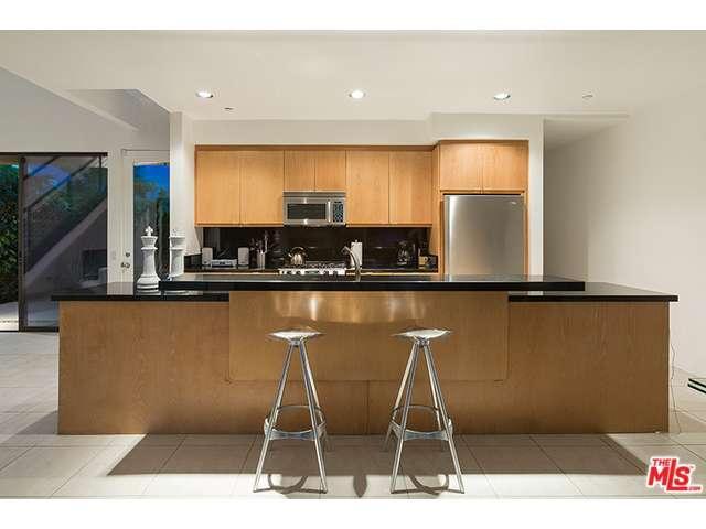 Open Kitchen in condo located at 48@Baristo