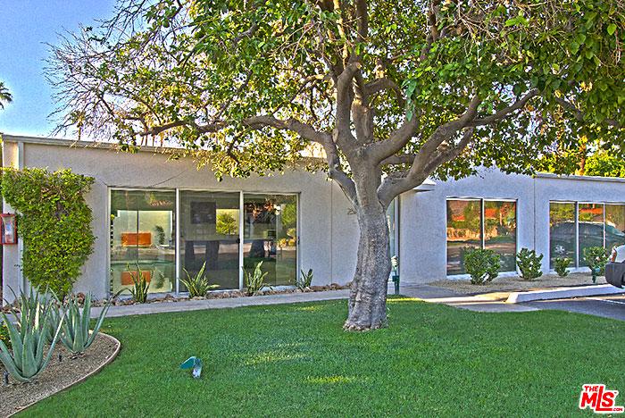 Garden Villas East Mid Century Modern Condos In Palm Springs