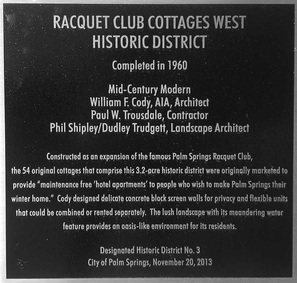 racquet-club-cottages-west-garden-villas-plaque