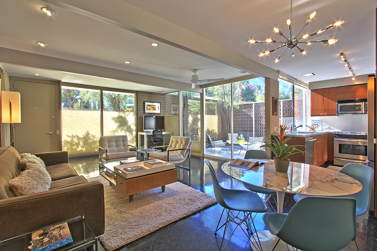 Architectural Condos For Sale In Palm Springs Ca