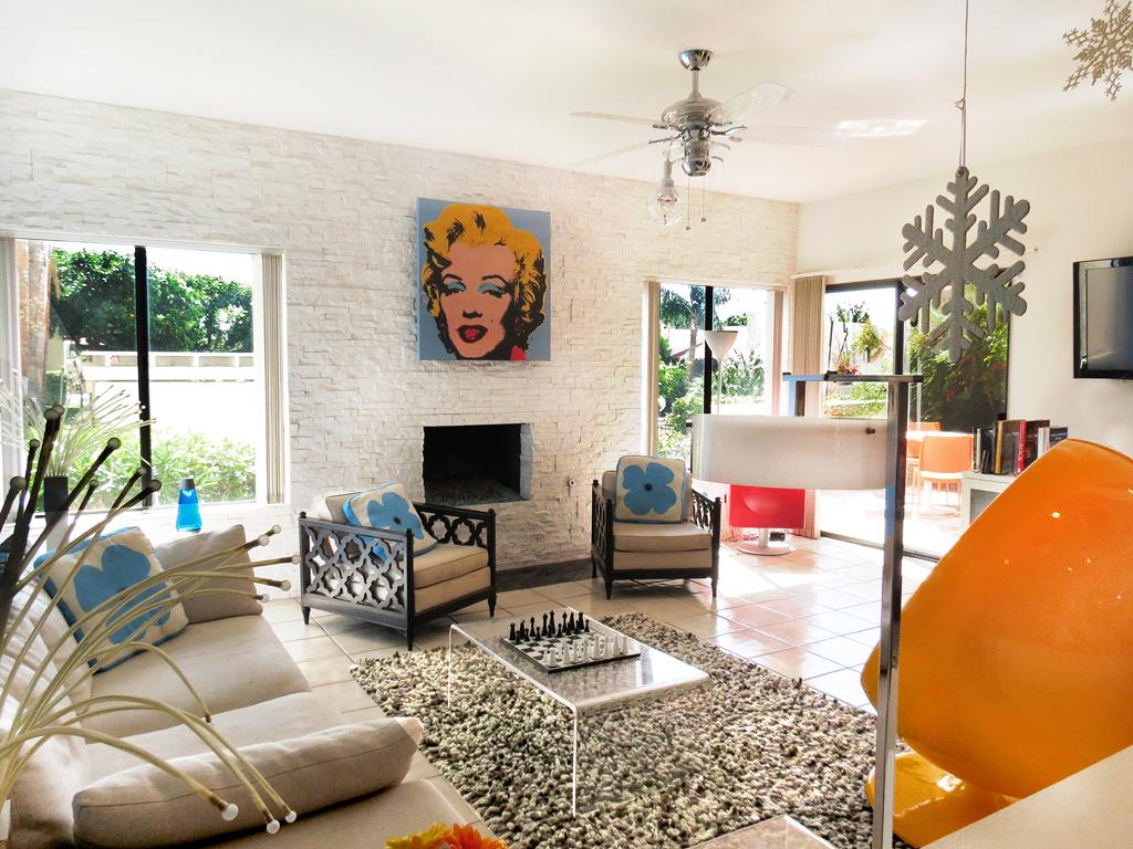 Charming St Tropez Villas, Palm Springs