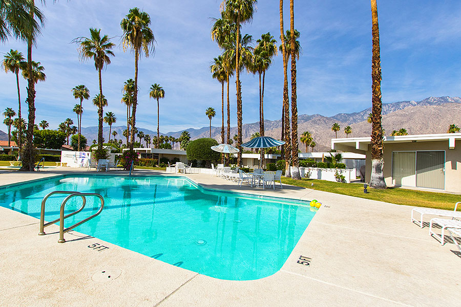 Mid Century Modern Palm Springs Condos Amp Apartments For