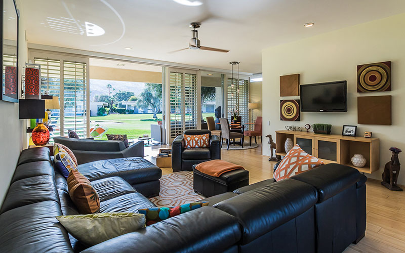 Large Living room at Seven Lakes Country Club